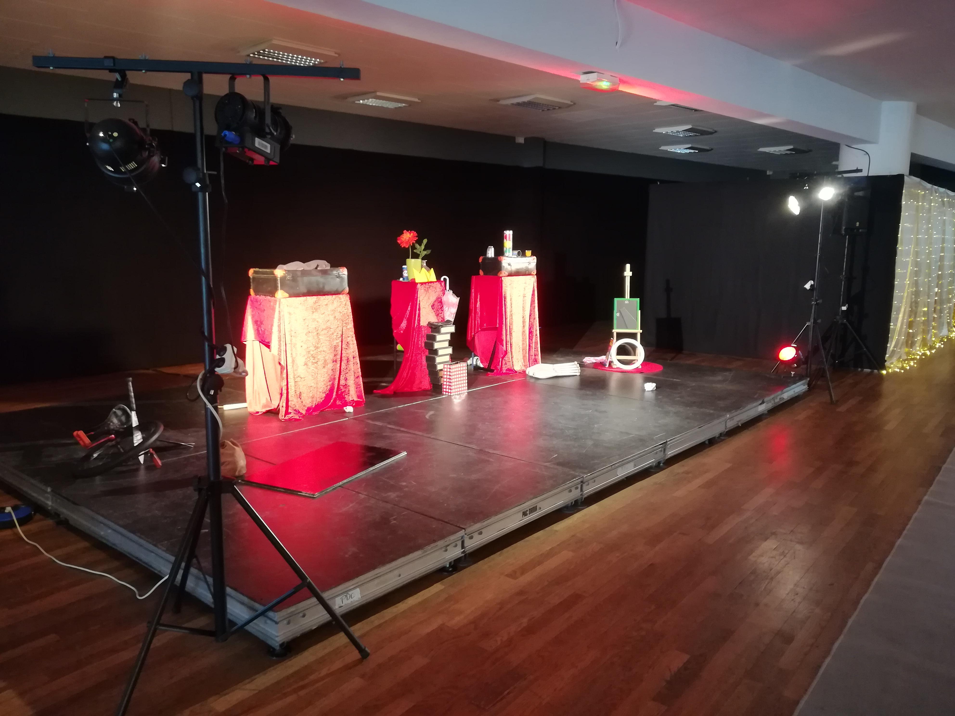 Moi je veux jongler sur scène !